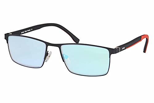 SHINU Fotograma Completo Gafas para Daltonicos Gafas para Daltonismo Gafas de Debilidad de Color Ese Fabricar Personas Ver Color-CB094(C2,Bright Black)