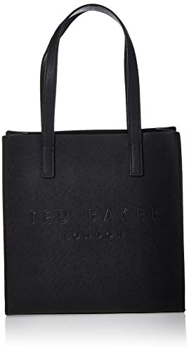 Ted Baker Women's SEACON Icon Bag, Black, One Size