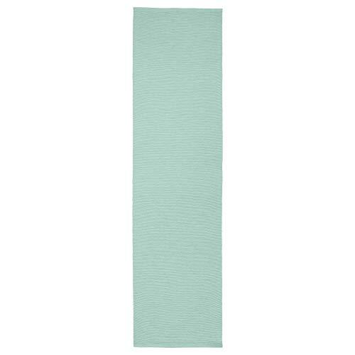 Ikea 703.894.60 Märit - Runner da tavolo, colore: Turchese chiaro