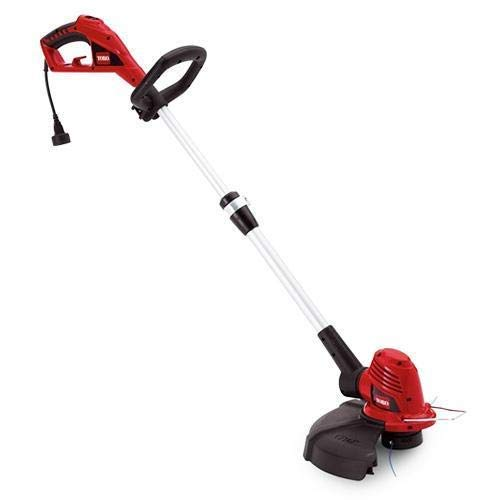 Read About TORO 14 In. Electric Trimmer and Ed