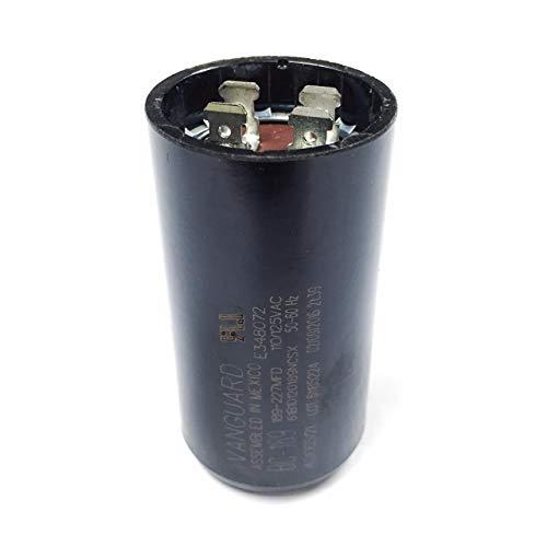 Trane American Standard Start Capacitor 176-216 uf MFD 330 volt CPT01808 CPT1808