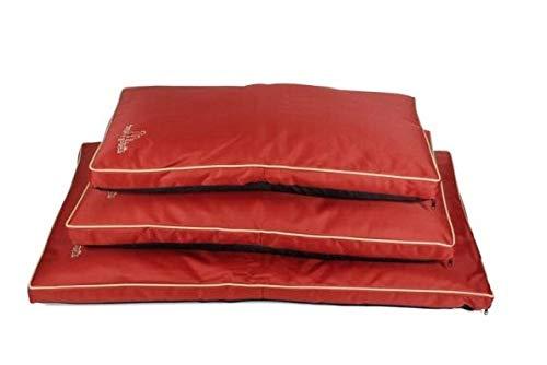 Camon Coussin Luxury Rouge - M : 70 x 100 cm