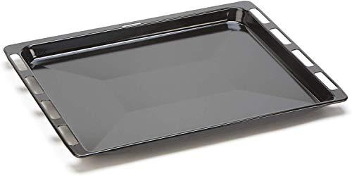 DREHFLEX Backblech emailliert, für Teile-Nr. 00662999/662999 Herd von Bosch Siemens Constructa Neff, 465 x 375 mm