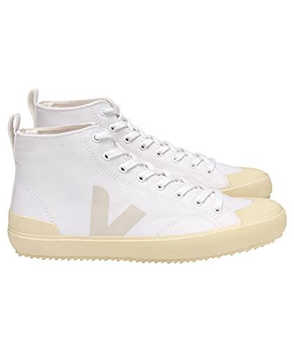 Veja Nova HT Canvas - Zapatillas deportivas para mujer, color Blanco, talla...