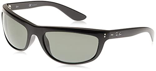 Ray-Ban Balorama Gafas de Sol, Black, 61 para Hombre