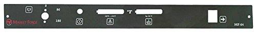 Fagor voorfolie voor vaatwasser FI-64B, MF-64 met logenpomp FI-64B/FI64W symbool loogpomp model FI-64B/FI64W