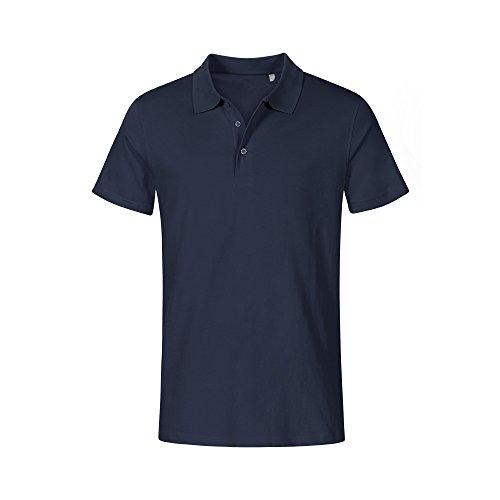 Jersey Poloshirt Plus Size Herren