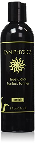 Tan Physics 80z True Color Sunless Tanner