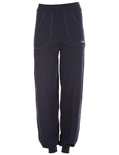 Winshape Pantalon de survêtement Fonctionnel pour Femme XS Bleu Nuit