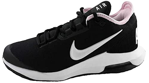 Nike Wmns Air Max Wildcard Cly, Scarpe da Tennis Donna, Schiuma Rosa Nera/Bianca, 38 EU