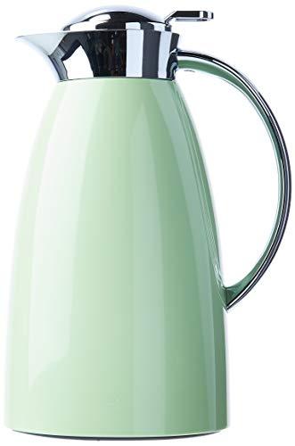alfi Gusto, Powder Green 1, 0l Isolierkanne, Stahl, 14 x 17,7 x 26,3 cm