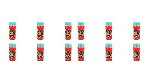 3145; pack de 12 Botellass de agua patrulla canina; paw patrol; capacidad de cada Botellas 390 ml; producto reutilizable; Libre de BPA