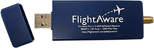 FlightAware Pro Stick Plus (USB-SDR-ADS-B-Receiver für Raspberry Pi)