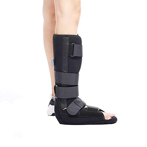 TANDCF Orthopedic Foot Ankle Fracture Rehabilitation Brace Nursing Care Fixed Leg Ankle Boots Ankle Brace Support for Tibia And Fibula Fracture Fixation,Right & Left,Male & Female(Size 4.5-8.5)