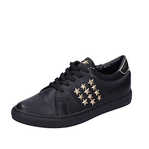Liu Jo Sneaker Donna Pelle Nero 37 EU