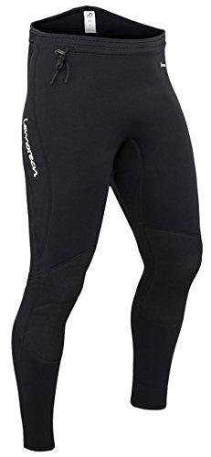 Lemorecn Wetsuits Pants 3mm Neoprene Swimming Canoeing Pants (1031purple14)