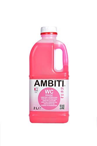 Ambiti Rinse 2 L. aditivo para la cisterna del agua del wc