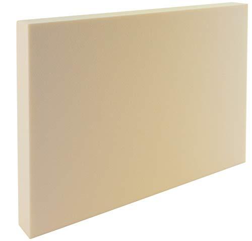 Sculpture Block - Sculpture Canvas - Polyurethane Foam Board - 12 x 9 x 1 inches