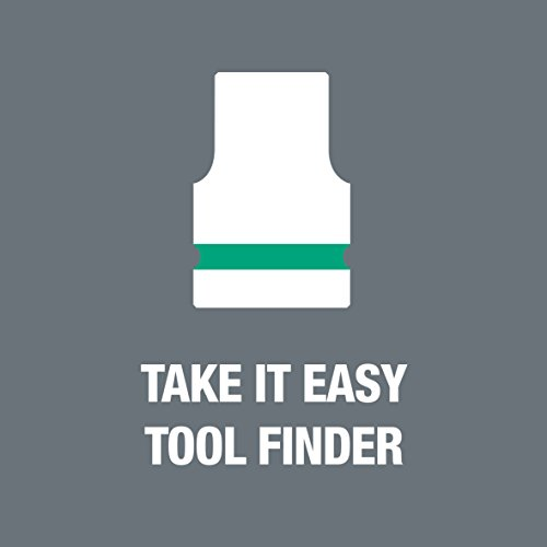 Wera Bit-Sortiment, Tool-Check PLUS Imperial, 39-teilig, 05056491001