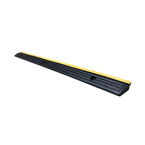 Buiten 3 cm rubberen slope pad, dragen lengte Resistant Curb Ramps binnenschroef hellingen skateboard fiets uphill pad stoepranden