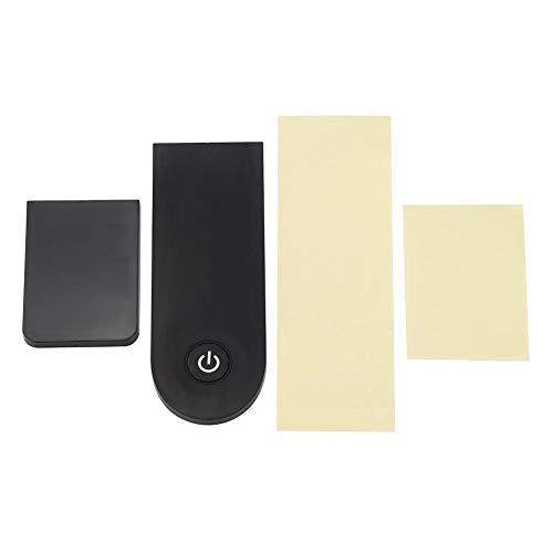 Panel de Protección para XIAOMI Scooter Eléctrico, Cubierta de Tablero de Mandos Cubierta Piezas de Patinetes para XIAOMI MIJIA M365 Scooter Eléctrico Accesorios