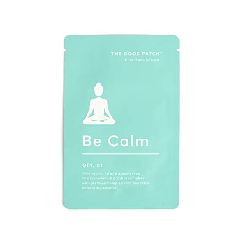 Be Calm Patch: Transdermal Patch