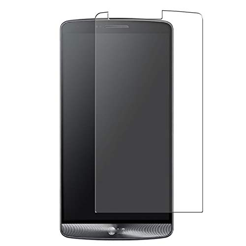 Vaxson 3 Unidades Protector de Pantalla, compatible con LG G3 S Dual / G3 Beat Dual [No Vidrio Templado] TPU Película Protectora