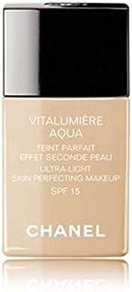 Vitalumiere Aqua Ultra Light Skin Perfecting Make Up SFP 15 - # 22 Beige Rose 30ml/1oz by Vitalumiere Aqua Ultra Light Ski...
