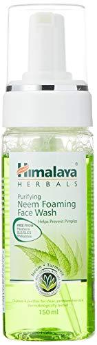 Himalaya Herbals Espuma Limpiadora Facial de Nim Purificante - 150 ml