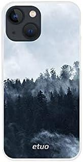 Etui na Apple iPhone 13 Mini - etui na telefon Design Case - Górski las - guma case obudowa silikonowa wzory