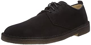 Clarks Men's London Suede Shoes, Black, 11 Medium US (B00AYBOWUE) | Amazon price tracker / tracking, Amazon price history charts, Amazon price watches, Amazon price drop alerts