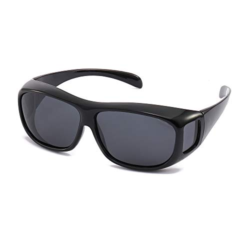 Unisex Polarized UV Glasses Aviator Driving Goggles Cycling Sunglasses Eyewear Glasses Anti Glare