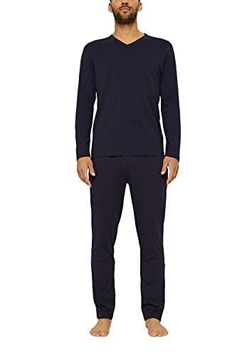 ESPRIT Bodywear Herren DIHAN NW COOpyjama Pyjamaset, 402, L