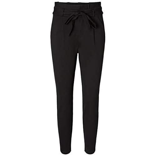 Vero Moda Vmeva HR Loose Paperbag Pant Noos Ki Pantalones para Mujer a buen precio