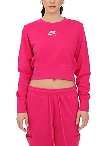 Nike Sudaderas mujer fucsia DC5296 615 fucsia L
