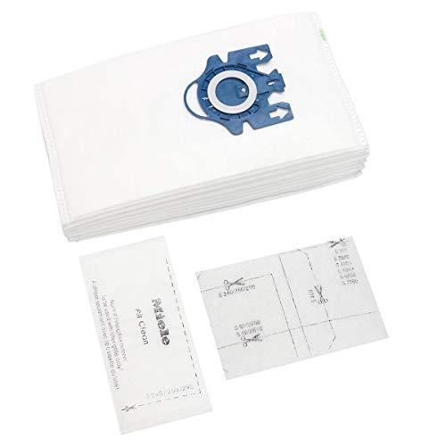 Handig voor thuis 18pcs Stofzuiger stofzakken + 6Pcs Filters pasvorm for Miele 3D GN COMPLETE C2 C3 S2 S5 S8 S5210 S5211 S8310 stofzuiger onderdelen hjm jiadianshuma