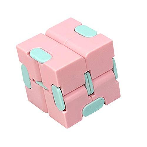 ShunFuET Infinity Cube Toy, 2021, la Herramienta sensorial de Bloques más Nueva, Juguete, Juego de Rompecabezas inquieto, Mini Gadget Fresco, Alivio de la ansiedad, estrés, Matando el Tiempo
