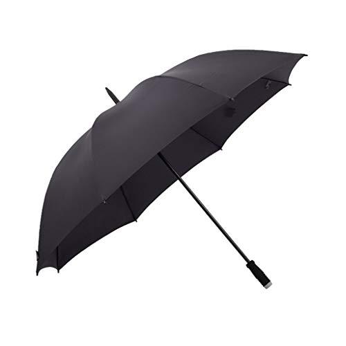 WZMFDC Ombrello Dritto Maniglia di Dritto Manico Lungo ombrellone Rinforzato Un Ombrello Antivento Antivento (Colore: E) dongdong (Color : D)