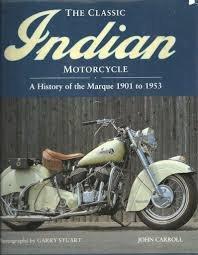 Klassisches indisches Motorrad