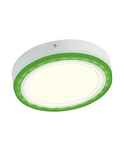 Osram LED Wand- und Deckenleuchte, Leuchte für Innenanwendungen, Warmweiß, 300,0 mm x 45,0 mm, LED Color und White