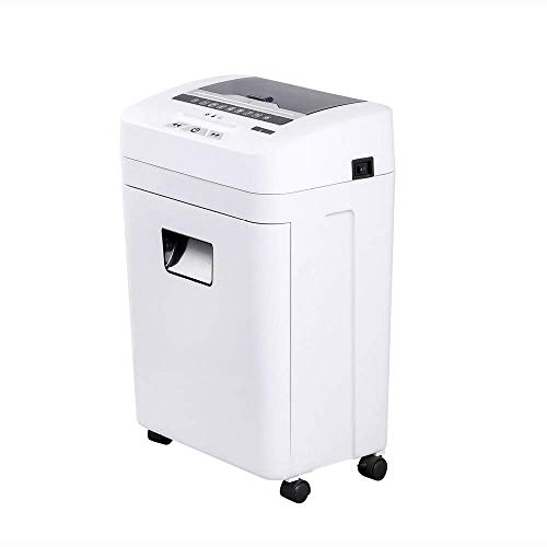 Read About Man-hj Shredder Durable Large-Capacity Automatic Paper Feeding Shredder 75 Sheets/Quiet H...