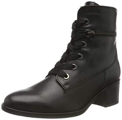 Gabor Shoes Damen Fashion Stiefeletten, Schwarz (Schwarz 27), 36 EU