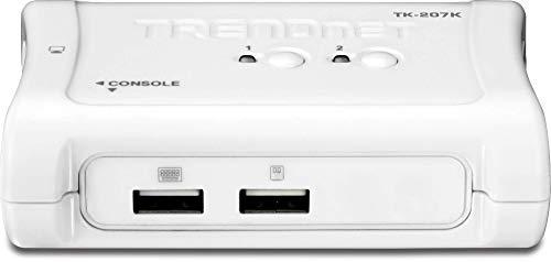 TRENDnet TK-207K, Kit Switch KVM 2 Porte USB