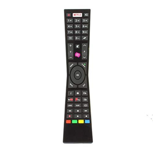 Ersatz Fernbedienung Kompatibel mit Digihome LCF421080SNBSM LED TVs