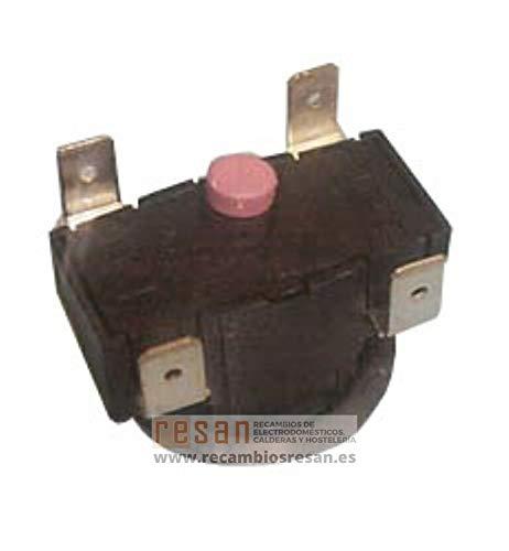 Universal - Termostato seguridad termo fijo 85º c/rearme