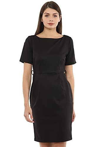 Van Heusen Woman Women's Synthetic A-Line Midi Dress