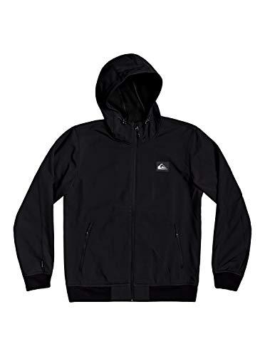Quiksilver Brooks Bonded - Jacket for Men - XL - Schwarz