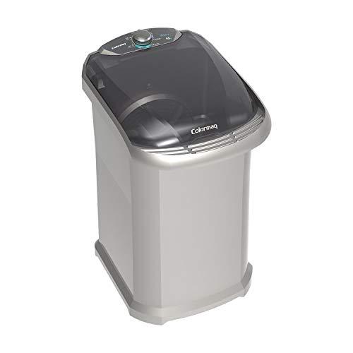 Lavadora Semiautomática 4,5kg 220v Colormaq Prata