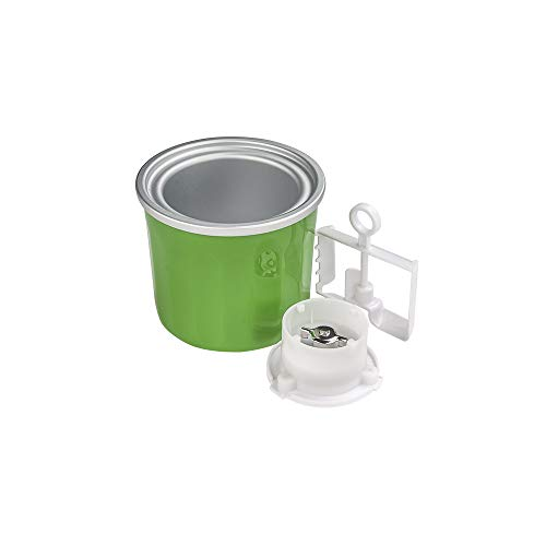 GASTROBACK 96910 Eiscremebehälter, 700ml, Zubehör für #42823 Brotbackautomat, Kunststoff, Mehrfarbig, 25 x 20 x 20 cm