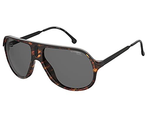 Carrera 203798WR962M9 Gafas, Marrón Havana/Gris Polarizado, 62 Unisex Adulto